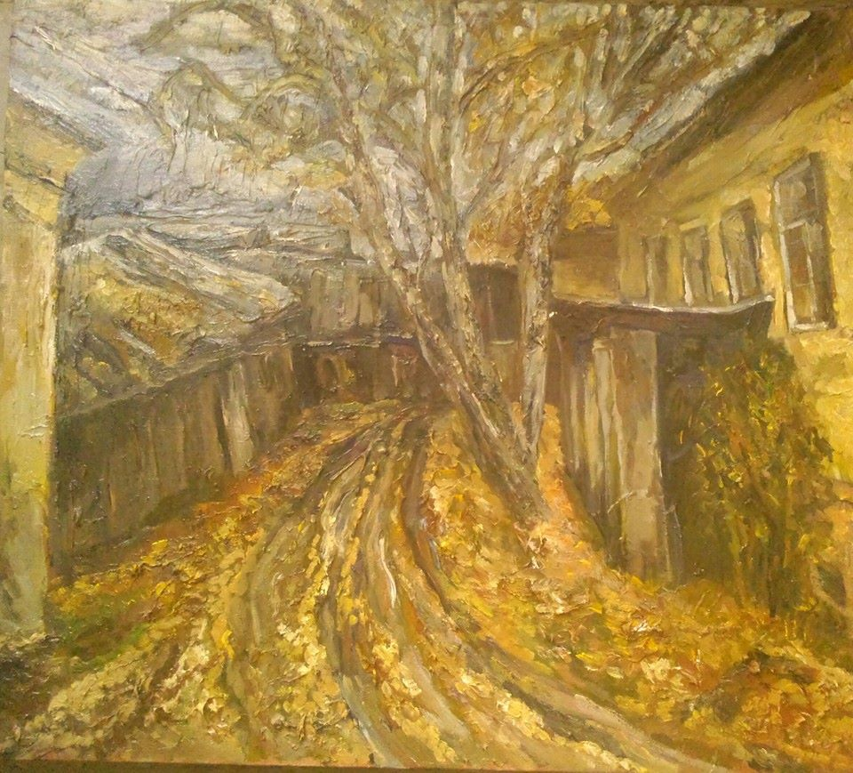 art-moiseeva.ru - Autumn in Saratov