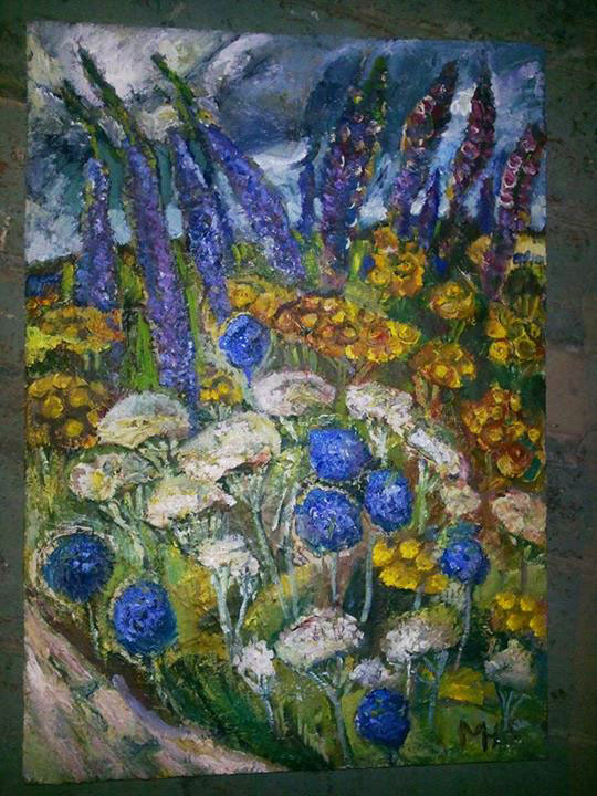 art-moiseeva.ru - Wildflowers