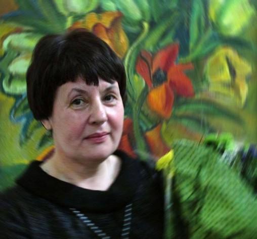 Наталья Моисеева, художник, член Союза художников России