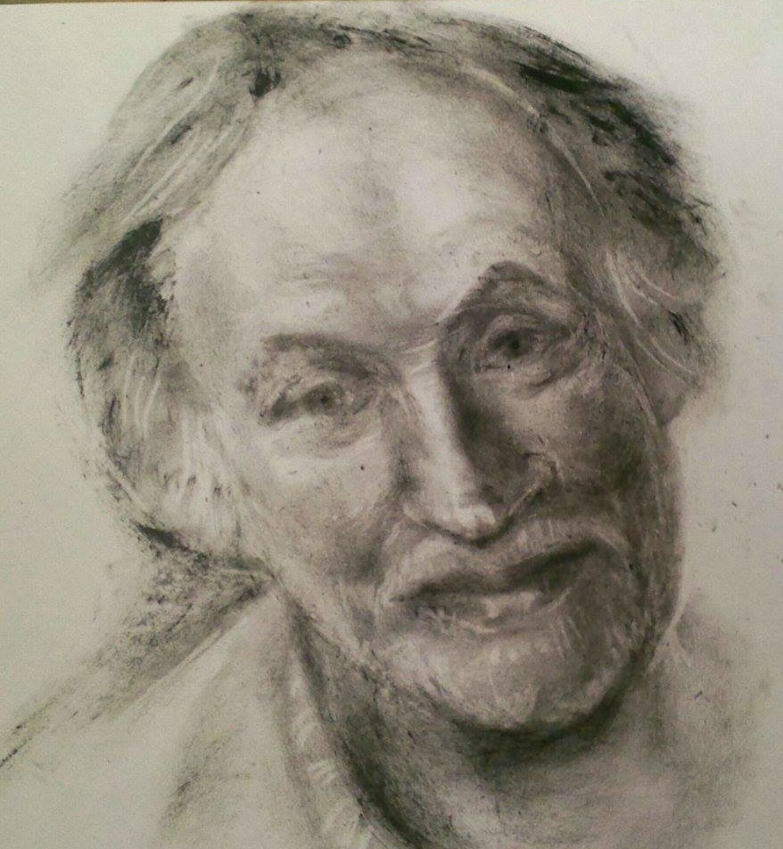 "Natalya Moiseeva. Sketch ""Petrovich"""