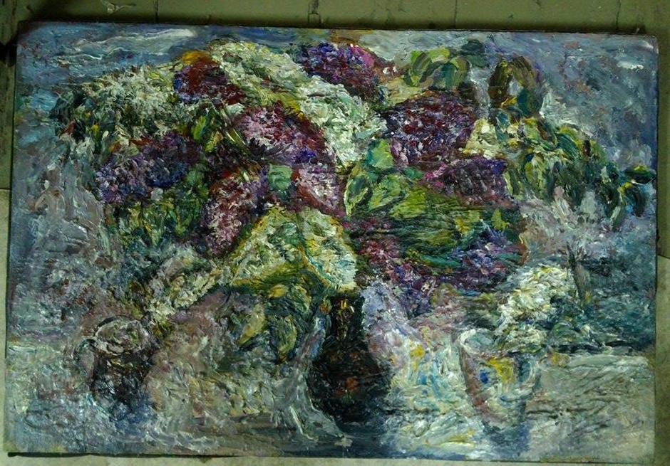 ART-Moiseeva.ru - Natalya Moiseeva - Syringa