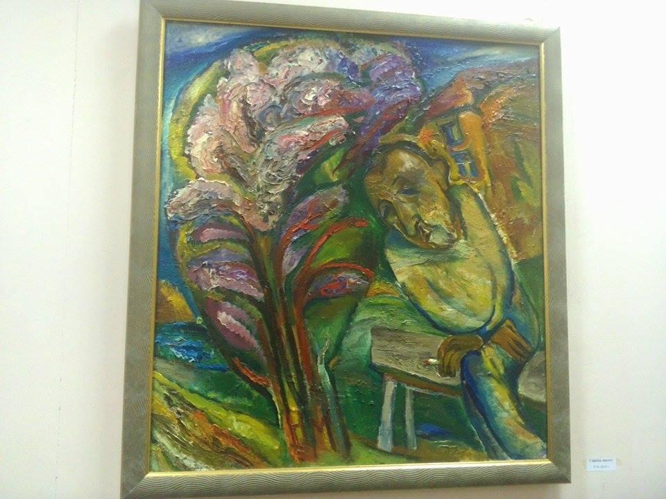 Art-Moiseeva.ru - Наталья Моисеева - выставка 11 июня - 1