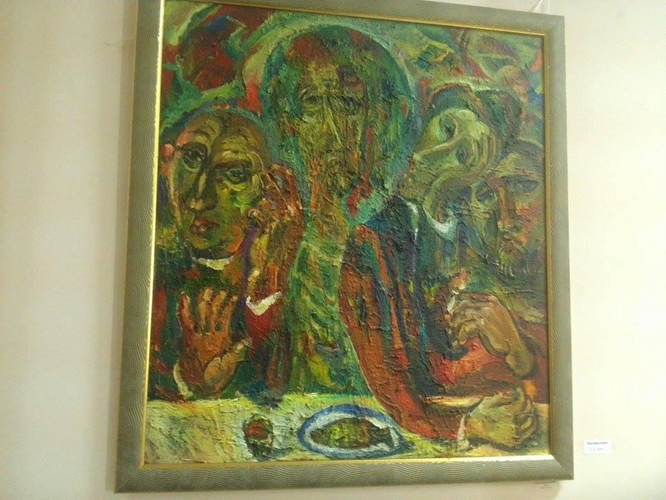 Art-Moiseeva.ru - Наталья Моисеева - выставка 11 июня - 2