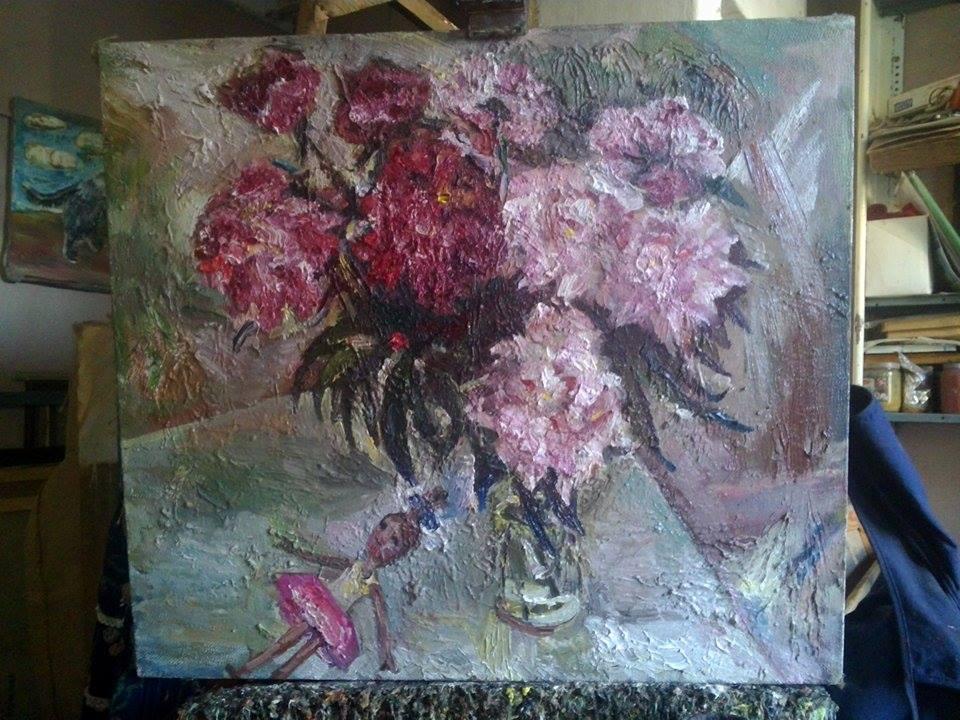 Наталья Моисеева - Цветы для Барби - другой ракурс